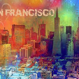 Love San Francisco by Terry Davis
