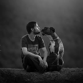 Love by Tamas Szarka