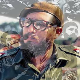 Loved Fidel by Jose Rojas