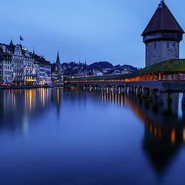 Lucerne by Geoff Stapledon