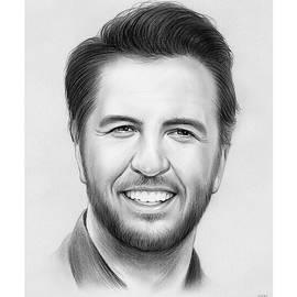 Luke Bryan by Greg Joens