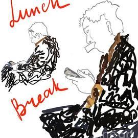 Lunch Break by Maria Gunby
