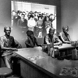 Allen Beatty - Lunch Counter Sit In