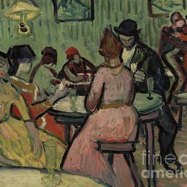 Lupanar Brothel Scene by Vincent Van Gogh