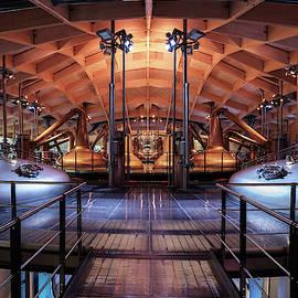 Macallan Distillery by Dave Bowman