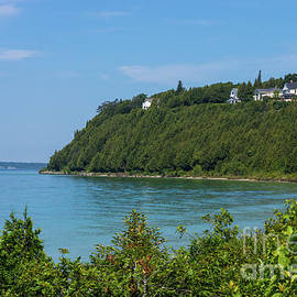 Mackinac Homes With A View by Jennifer White