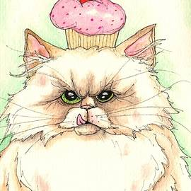Mad cat baker by Julie McDoniel