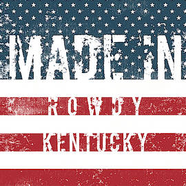 TintoDesigns - Made in Rowdy, Kentucky #Rowdy #Kentucky