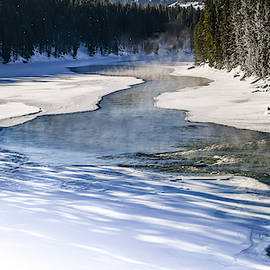 Madison River Blues by Karen Wiles