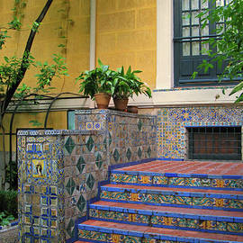 Madrid - Sorolla Azulejos by Nieves Nitta