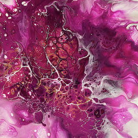 Magenta Magic by Teresa Wilson by Teresa Wilson