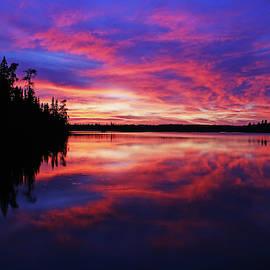 Magic At Sundown by Debbie Oppermann