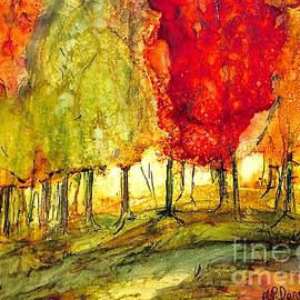 Magic of trees by Patty Donoghue
