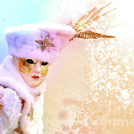 Magic of Venetian Carnival by Gregory DUBUS