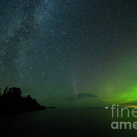 Magical Lake Superior by Dale Niesen