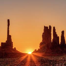 Magical Sunrise by Jurgen Lorenzen