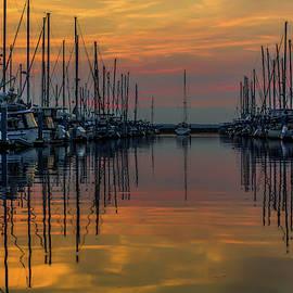 Emerita Wheeling - Magical Sunset