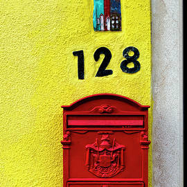 Mail Box 128 by Claude LeTien