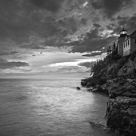 Maine Bass Harbor Head Light by Juergen Roth