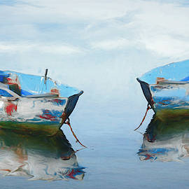 Make it a Double Painting by Debra and Dave Vanderlaan