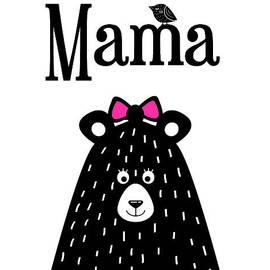 Mama Bear by Toula Mavridou-Messer