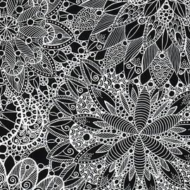 Mandala Zen Pattern by ZeichenbloQ