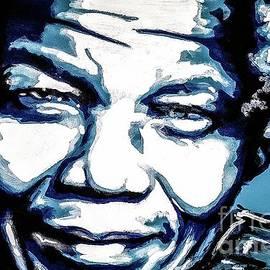 Mandela by Jean Jonquiere