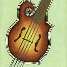 Mandolin by Mary Walchuk