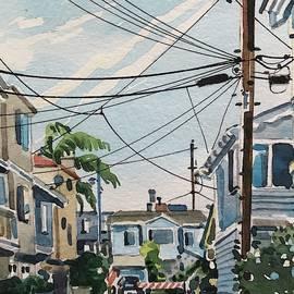 Manhattan Beach #33 by Luisa Millicent