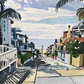 Manhattan Beach #39 by Luisa Millicent