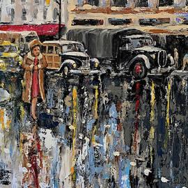Manhatten by Alan Lakin
