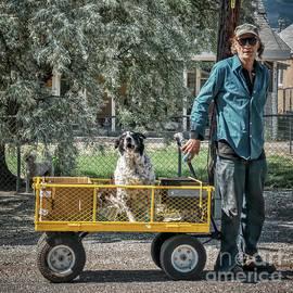 Man's Best Friend by Janice Pariza