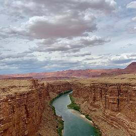 Marble Canyon by Sean Griffin