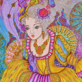 Marie Antinette by Ellie Perla