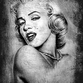 Marilyn Monroe 2 by Andrew Read