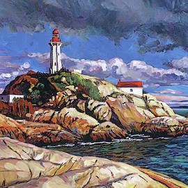 Mariner's Beacon by David Lloyd Glover