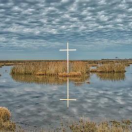 Marsh Cross by Jerry Gammon