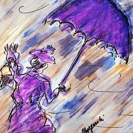 Mary Poppins Returns Supercalifragilisticexpialidocious by Geraldine Myszenski