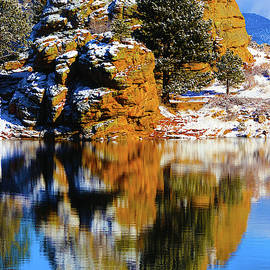 Mary's Lake by Shane Bechler