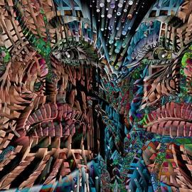 Mask Inner Spirit by Joan Stratton