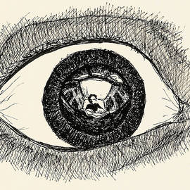 Massimo's Eye by C H Apperson