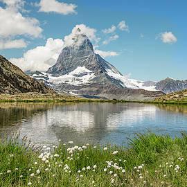 Matterhorn  by Sandi Kroll