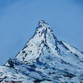 Matterhorn. Zermatt  by Nino Ponditerra