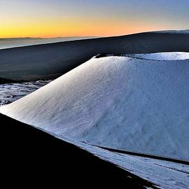 Mauna Kea Sunrise by Heidi Fickinger