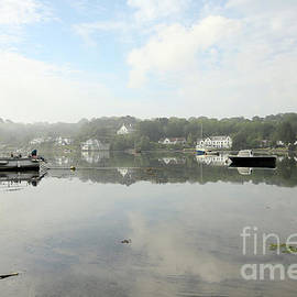 May Morning at Mylor Creek by Terri Waters