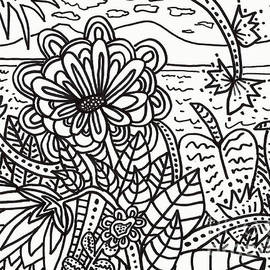 Me Ke Aloha Pumehana 1 by A Hillman