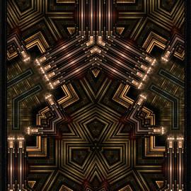 Mech Tech WPO Fractal Art Kali by Xzendor7