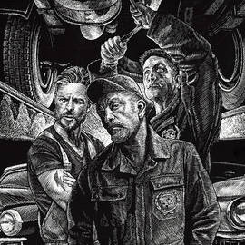 Mechanics by Clint Hansen