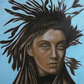 Medicine Woman by Kati Astraeir