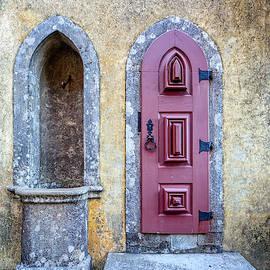 David Letts - Medieval Red Door